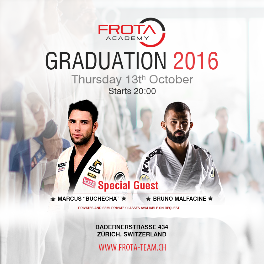 Graduation Frota Academy 2016