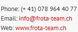 Frota Academy