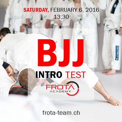 BJJ Intro Test
