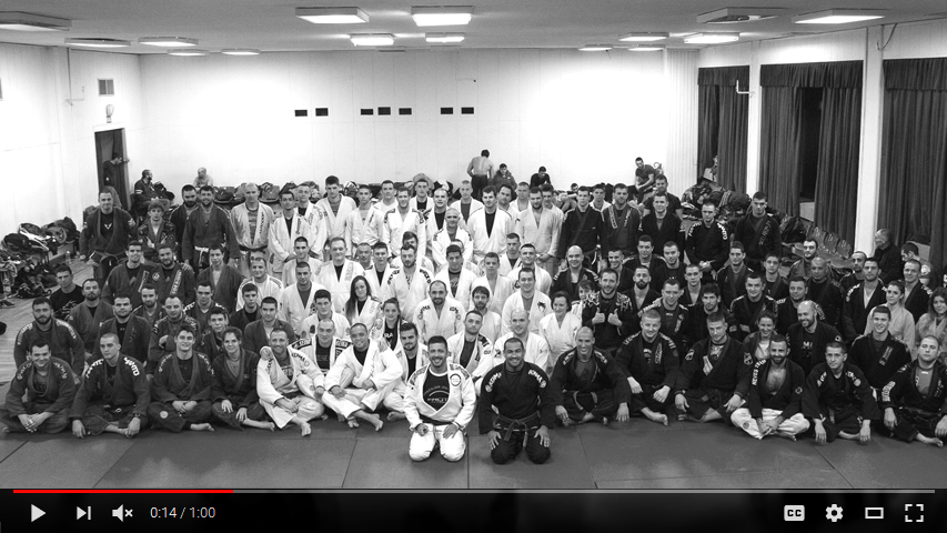 Augusto Frota & Davi Ramos Hosted Biggest BJJ Seminar in Serbian History