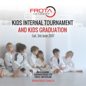 Kids internal Tournament and Kids Graduation