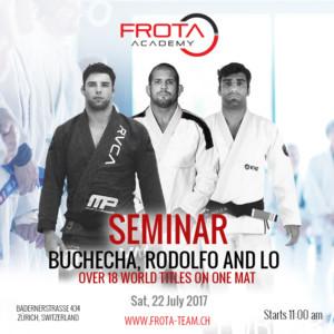 Seminar Buchecha Rodolfo and Leandro lo