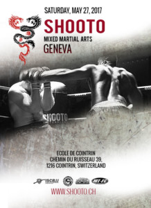 Shooto Geneva may 27, 2017