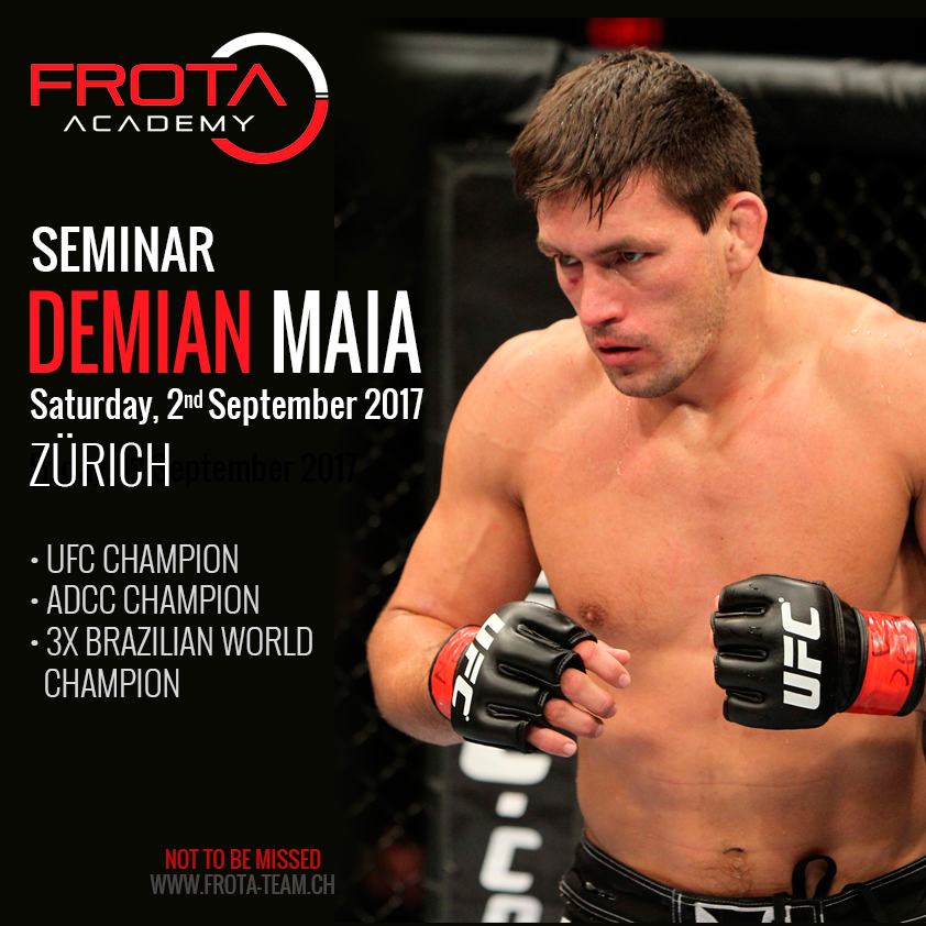 Seminar Demian Maia September 2, 2017