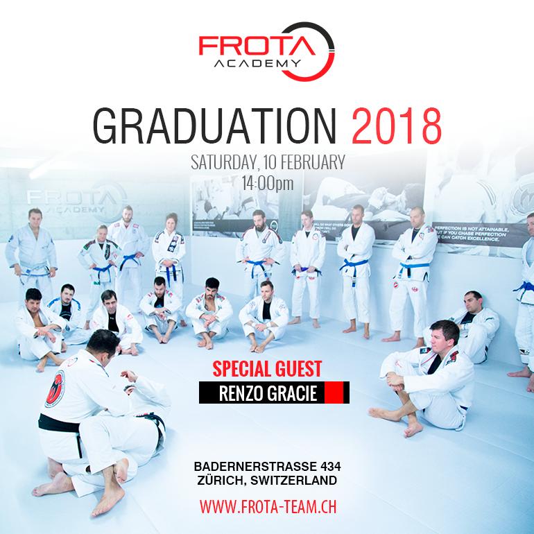 Graduation Frota Academy 2018