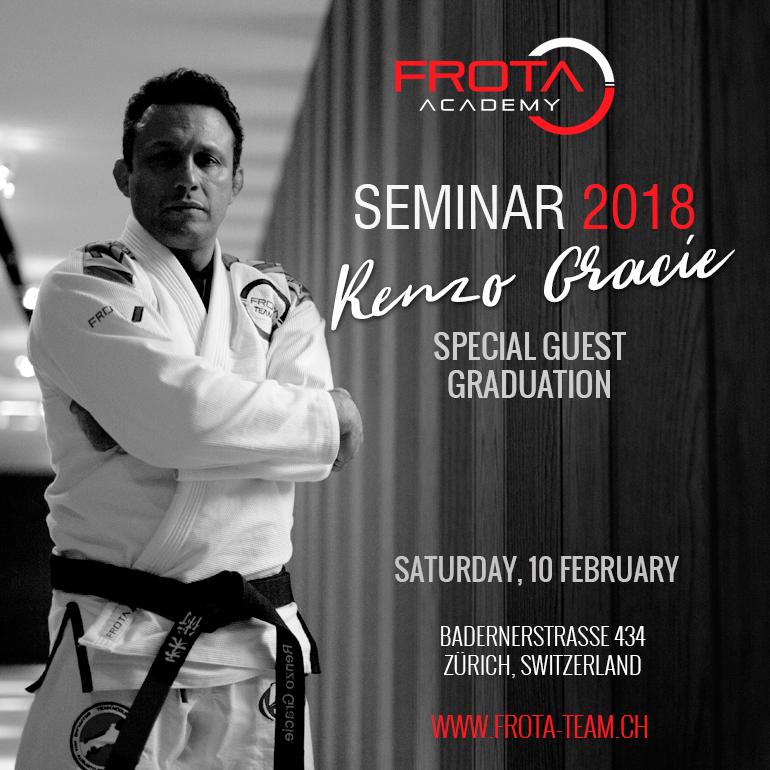 Seminar Renzo Gracie