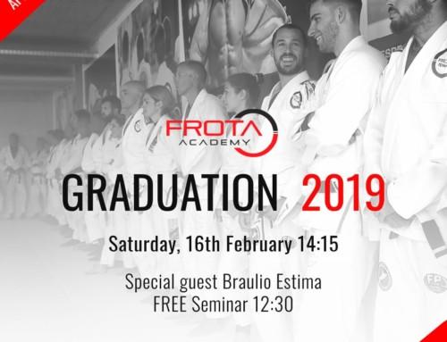 Graduation Frota Academy 2019