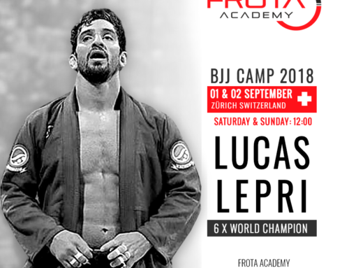 BJJ-CAMP LUCAS LEPRI – 1&2 SEPTEMBER 2018