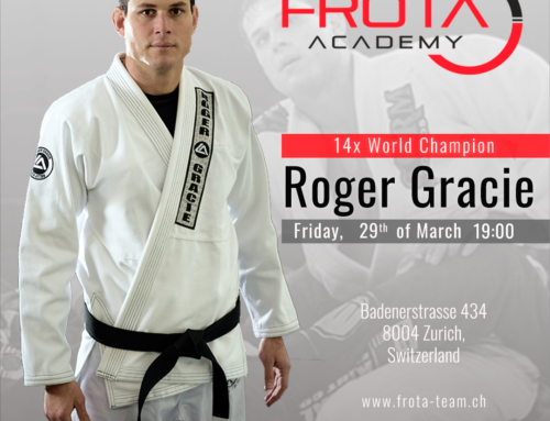 EXCLUSIVE BRAZILIAN JIU JITSU CAMP WITH WORLD'S BEST