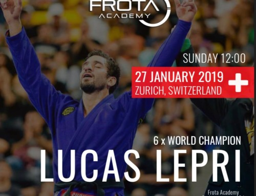 BJJ-CAMP LUCAS LEPRI – 27 JANUARY 2019
