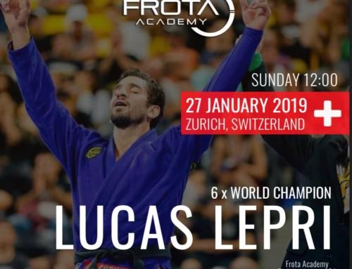 BJJ-CAMP LUCAS LEPRI – 27 JANUARY 2019