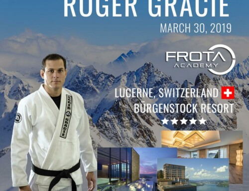 Roger Gracie, BJJ CAMP – March 30,2019