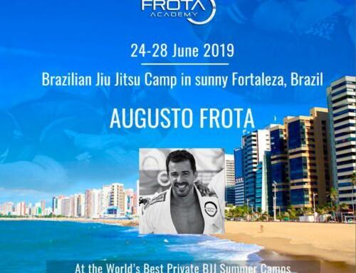 Augusto Frota BJJ CAMP in sunny Fortaleza, Brazil