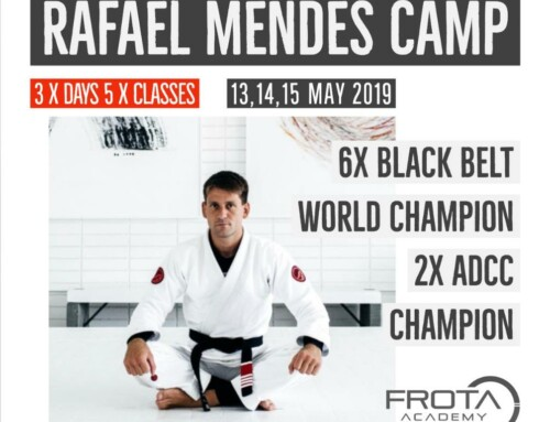Rafael Mendes Brazilian Jiu Jitsu Camp 13-15 May, 2019