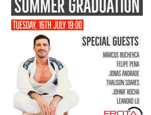Summer Graduation Frota Academy 2019