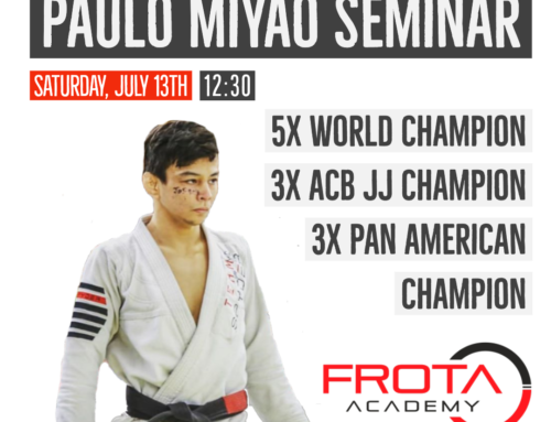 Paulo Miyao Seminar July 13th 2019