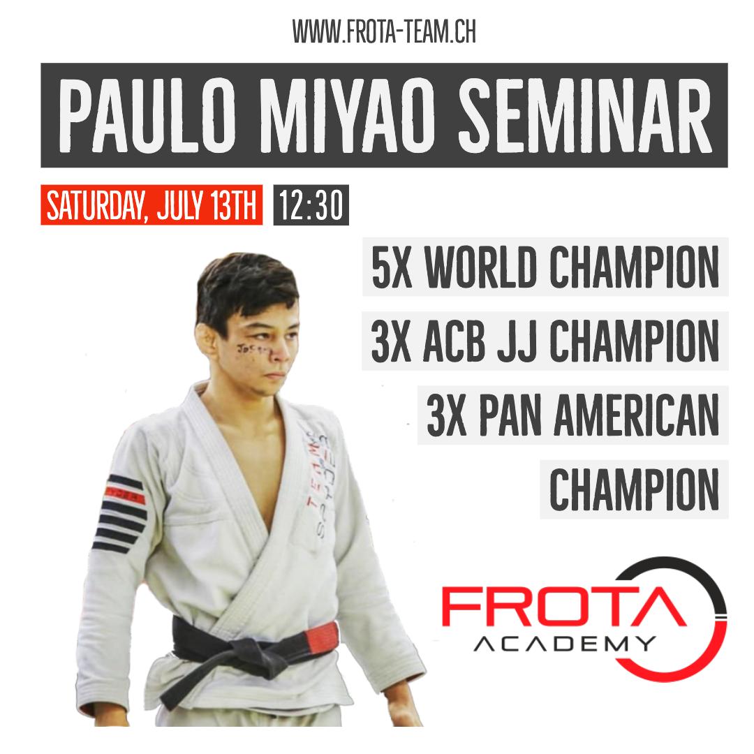 Paulo Miyao Seminar July 13th 2019