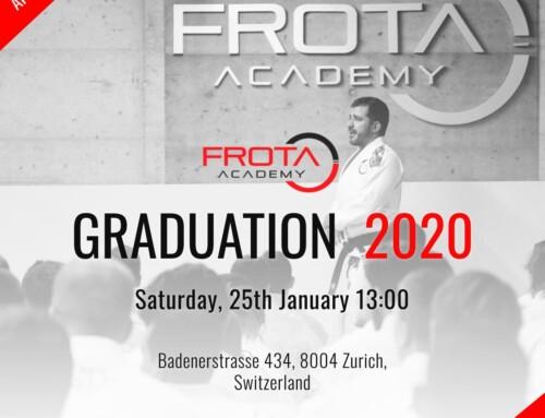 Graduation Frota Academy 2020