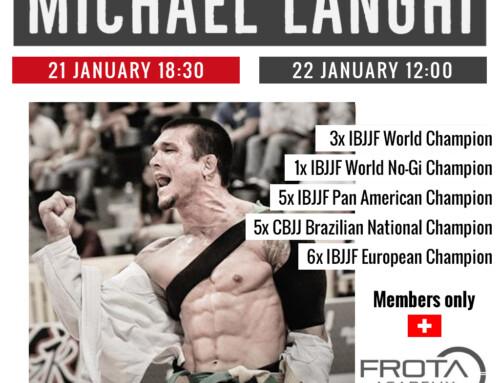 SEMINAR MICHAEL LANGUI 21-22 January 2020