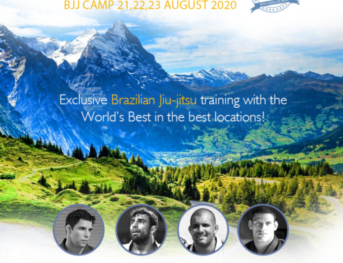 Exclusive Brazilian Jiu-jitsu training with the World's Best!