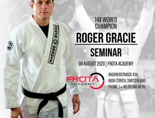 Seminar Roger Gracie