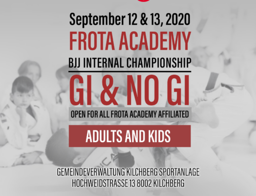 FROTA-ACADEMY BJJ INTERNAL GI NO GI