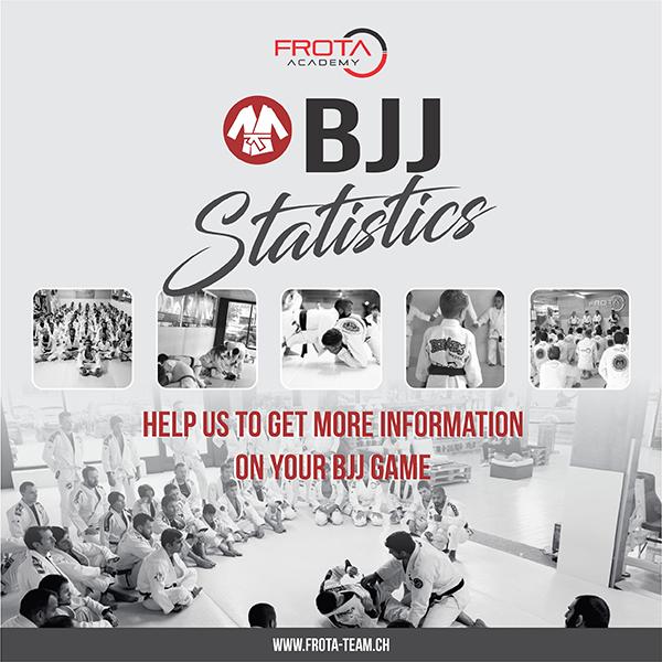 BJJ STATISTICS
