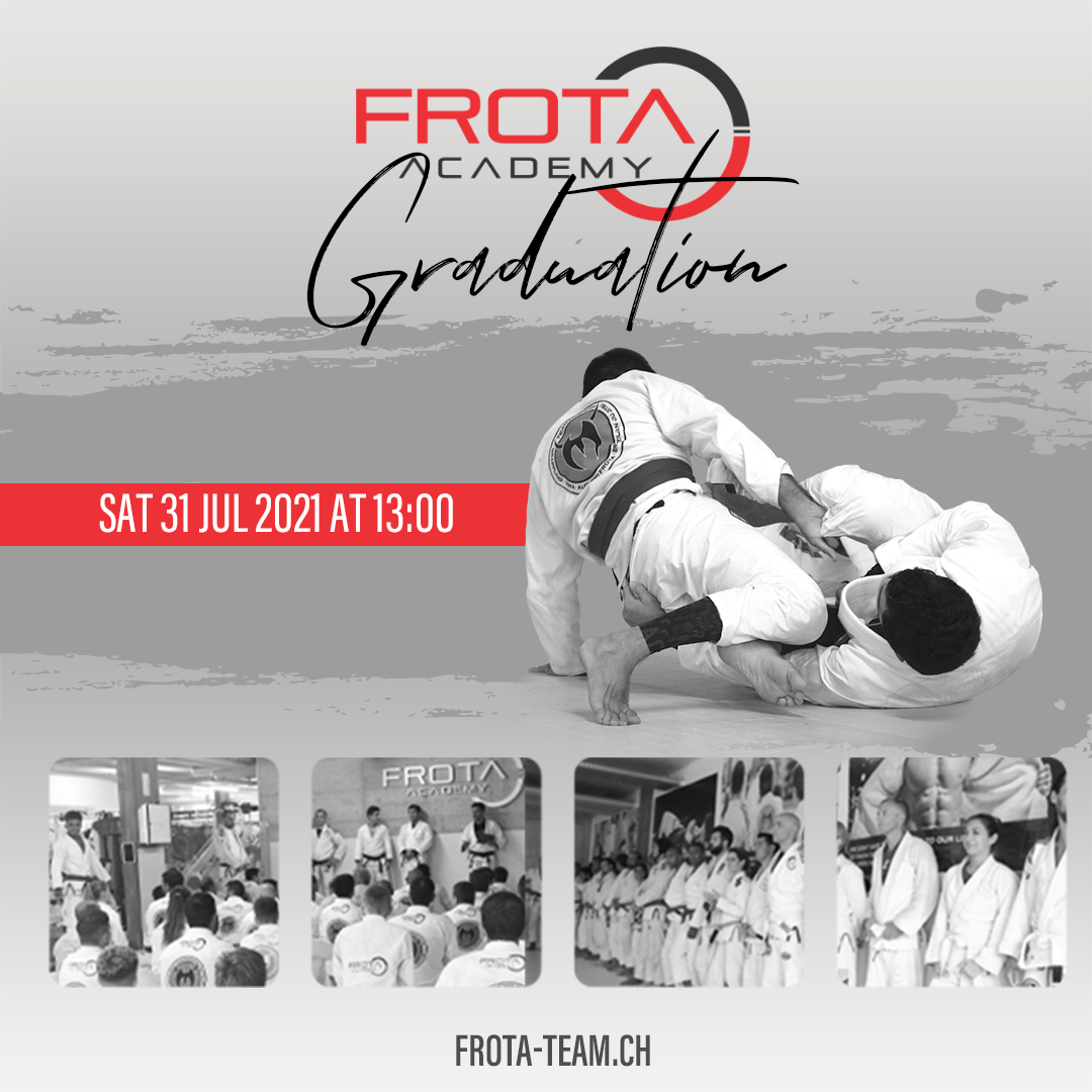Graduation Frota Academy – July 31, 2021